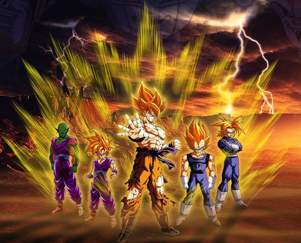Dragon Ball Z affiche